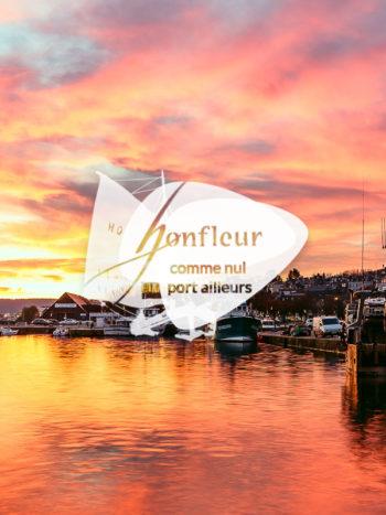 L' office de tourisme de Honfleur fait confiance à Krea3 depuis 2011. L'agence a de nouveau été choisie pour réaliser la réalisation du site 1
