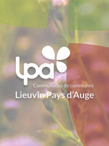 logo Communauté de communes Lieuvin Pays d'Auge
