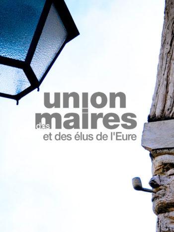 logo Union des maires et des élus de l'Eure