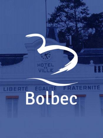 La ville de Bolbec nous a confié la réalisation de son site Internet. Il bénéficie de nombreux accès rapides et diverses fonctionnalités. Avec la 1