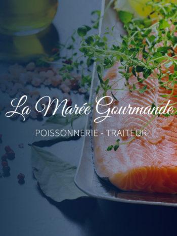 """Jacques Chapenoire, Responsable de La poissonnerie """"La Marée Gourmande à Pont-Audemer"""" dans l'Eure, a su nous faire confiance pour la conception de son 1"""